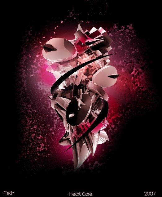 c4d Heartc10