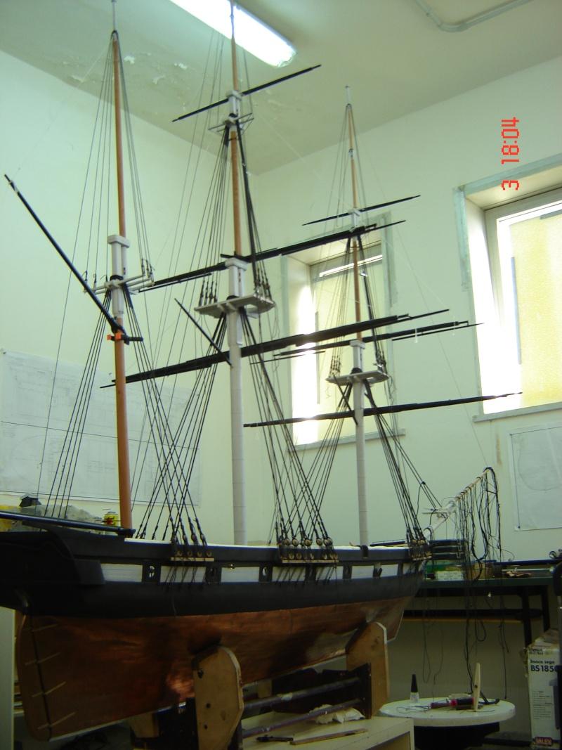 restauration une corvette aviso (1832-1840) - Page 2 Dsc03016