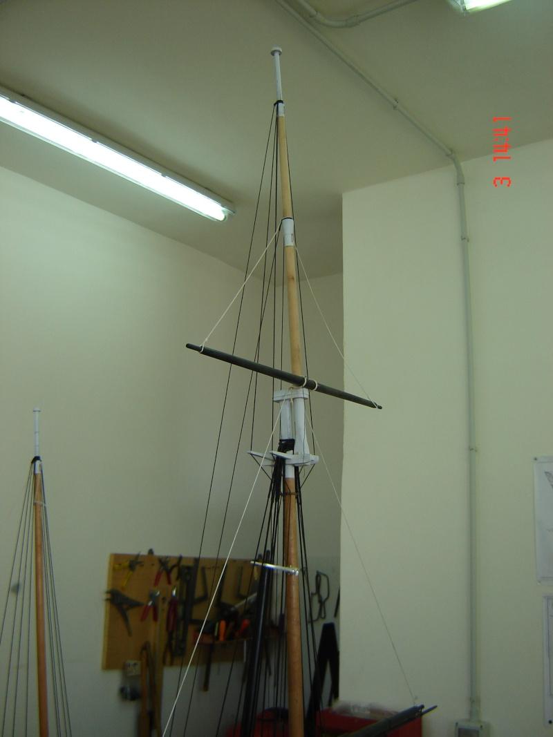 restauration une corvette aviso (1832-1840) - Page 2 Dsc03021