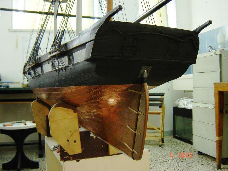 restauration une corvette aviso (1832-1840) - Page 2 Dsc03024