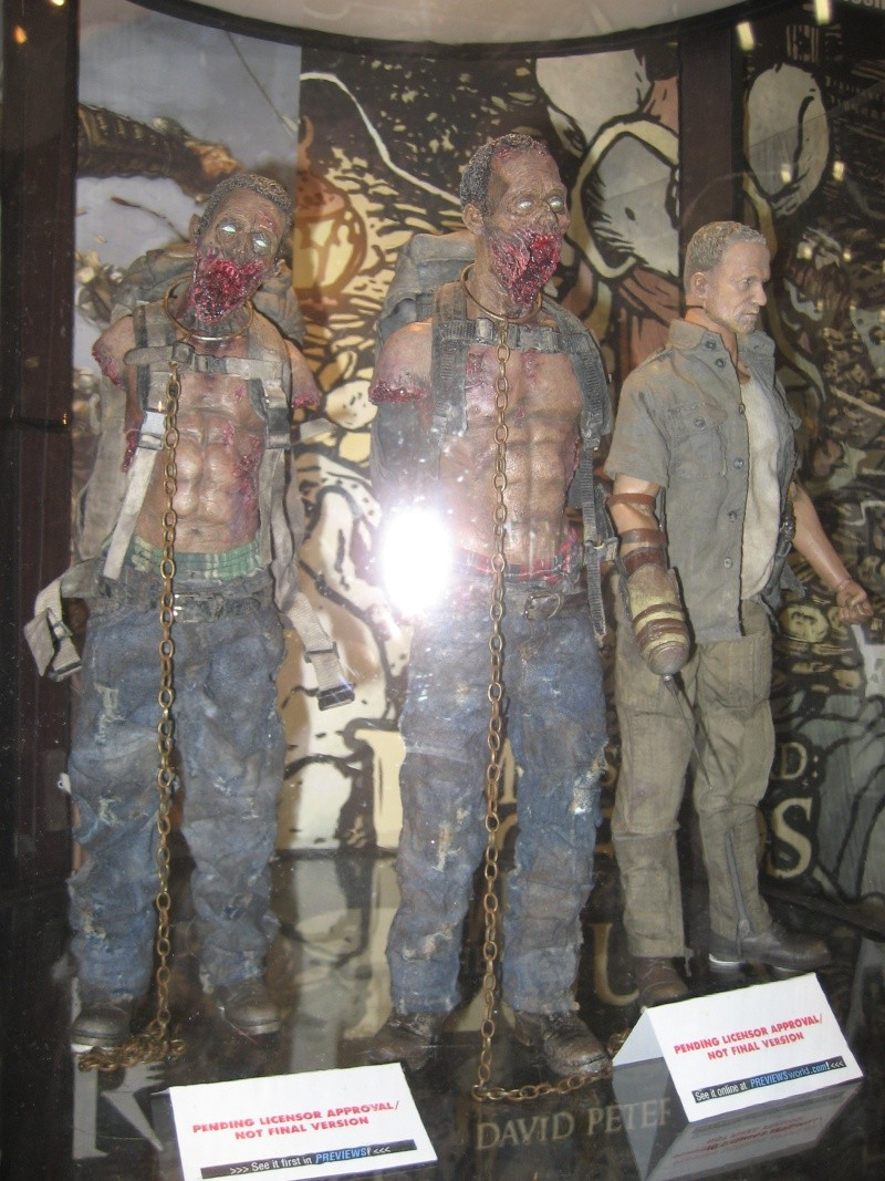 """THE WALKING DEAD """" Figurines OFFICIELLES """"  Img_8110"""