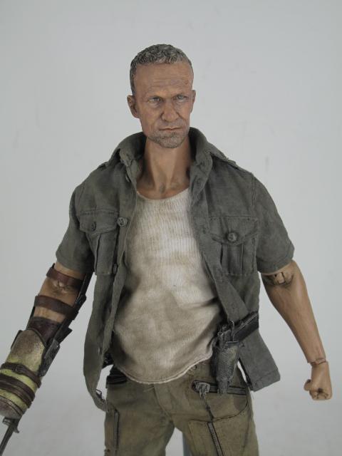 "THE WALKING DEAD "" Figurines OFFICIELLES ""  Pphjg010"
