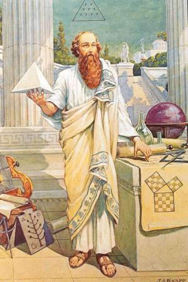 La verdadera muerte es la ignorancia  ***  Pitágoras de Samos 18893210