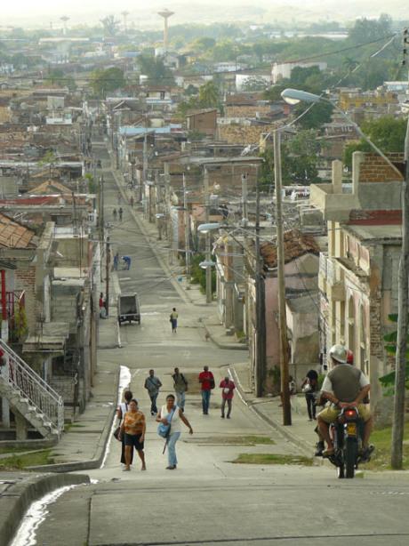 Calles de Santiago de Cuba Barrio10