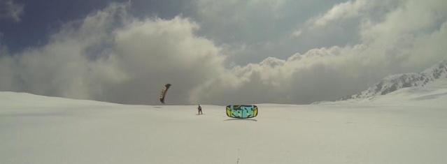Cloturage de saison neige, la der à lélex 48281610