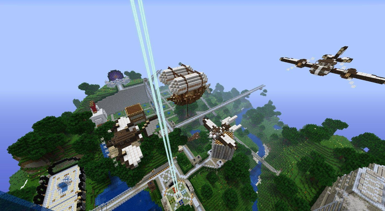 Various Screenshots From Around the server. 2013-017