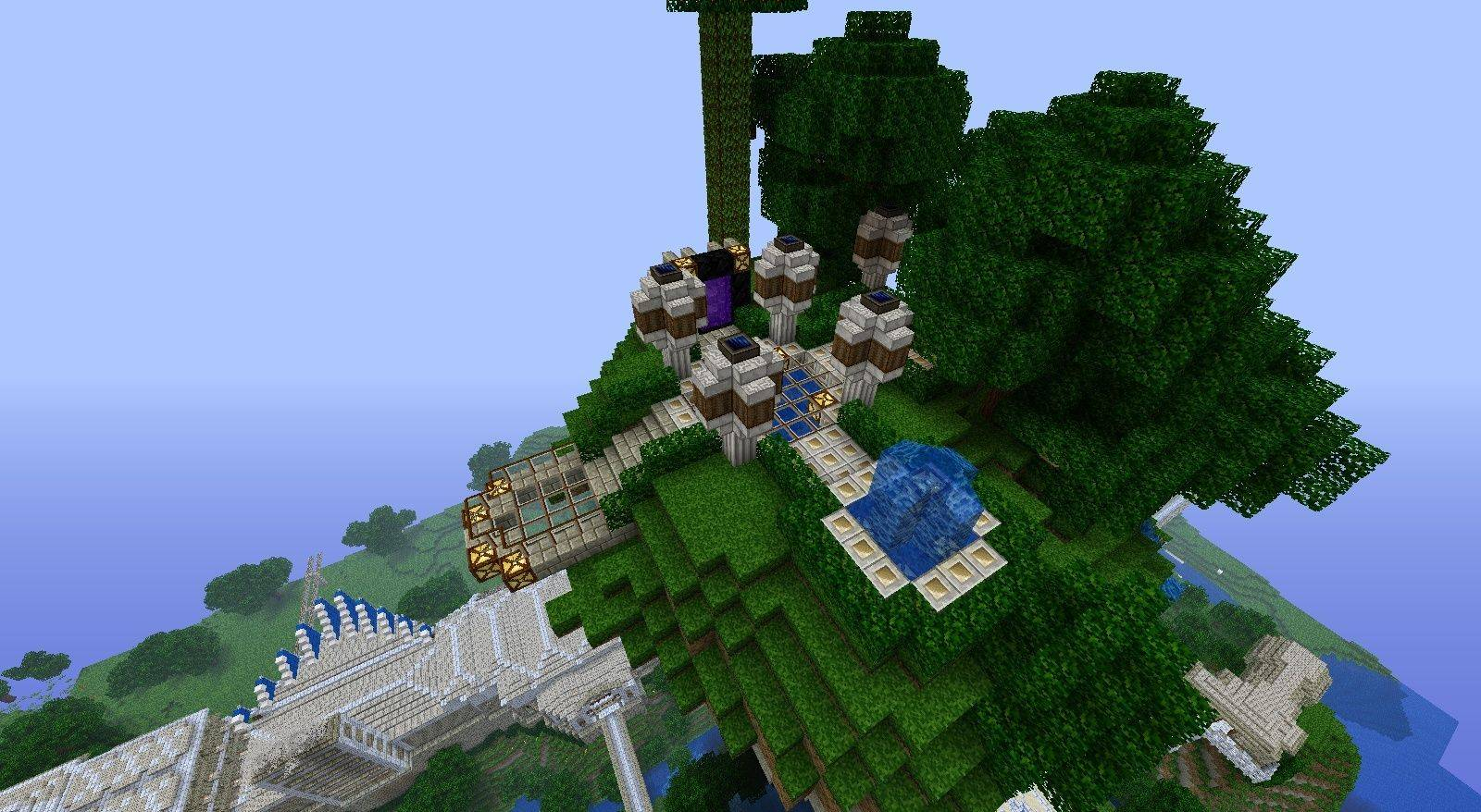 Various Screenshots From Around the server. 2013-021