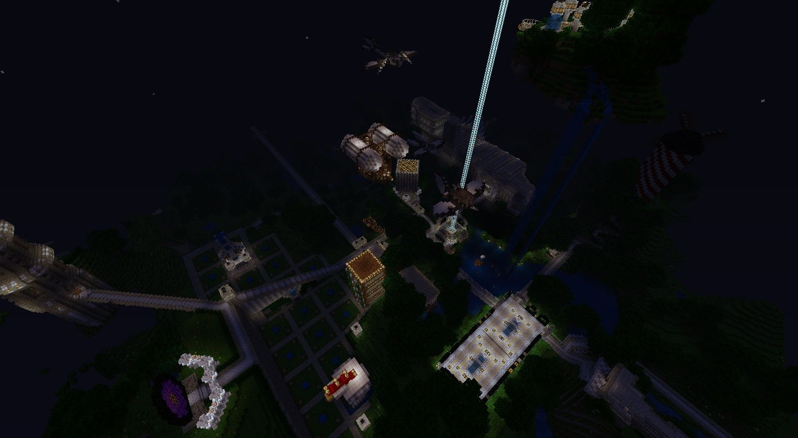 Various Screenshots From Around the server. 2013-026