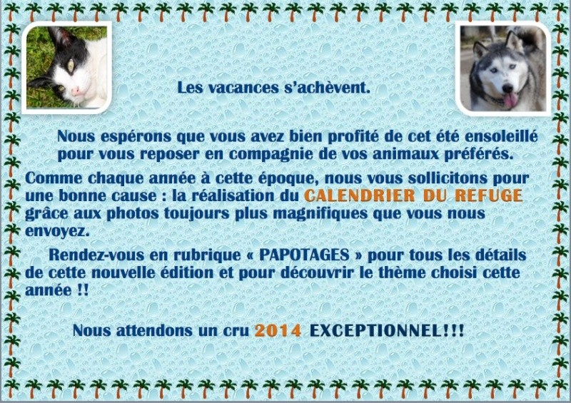 CONCOURS PHOTO CALENDRIER 2014 Cal20110