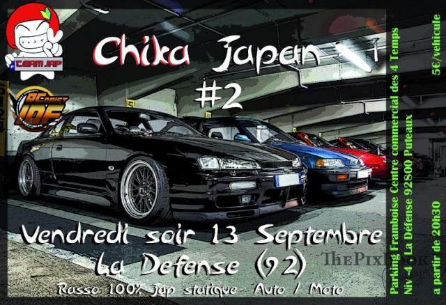 Chika Japan #2 Affich10