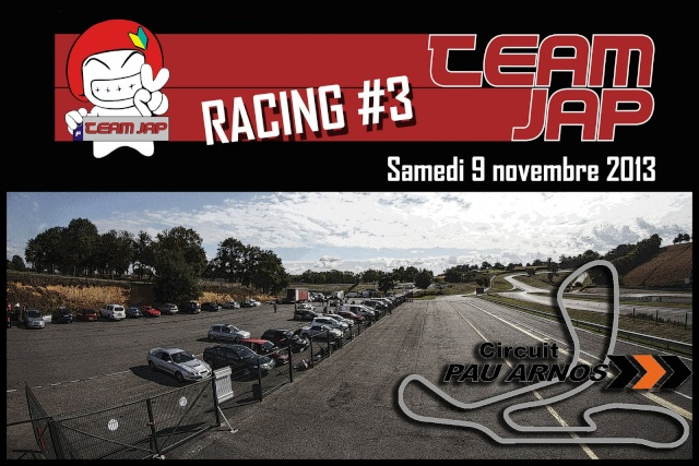 Sortie Circuit a Pau Arnos le 09/11/13 Team_j11