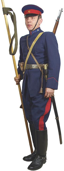 Equipement du cavalier durant la grande guerre patriotique A211