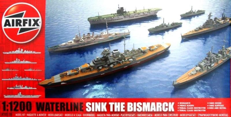 """Airfix """"Sink the Bismark"""" Airfix10"""