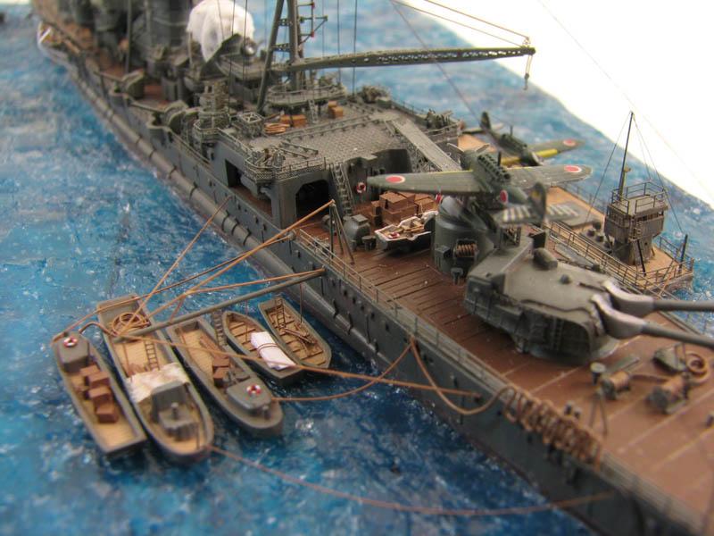 Tamiya 1/700 Tugger set Aoba-011