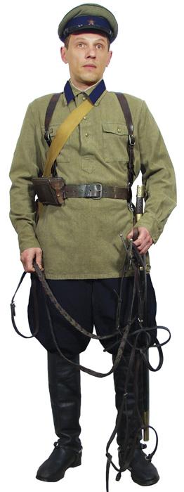 Equipement du cavalier durant la grande guerre patriotique Arm0710