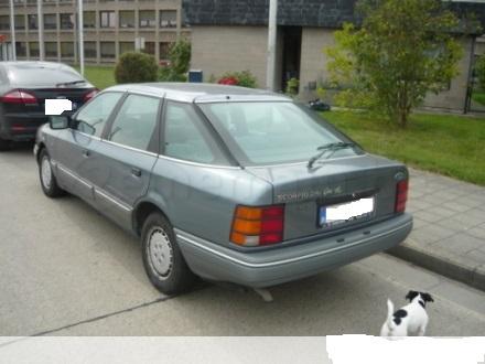 ma ford scorpio 2.4i V6 16299112