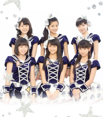 13ème single: Tabidachi ga haru Kita S_mile11