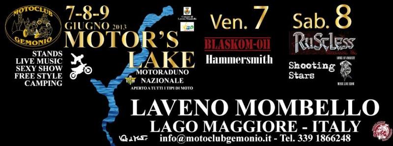 7-8-9 GIUGNO  MOTOR S' LAKE LAVENO MONBELLO (VA) 7-8-9_10