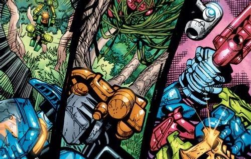 [Blog] Apparition des comics de 2001 a 2008 Mcdona10