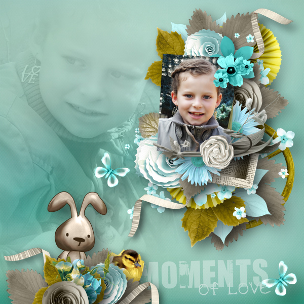 Les news chez Pliscrap - MAJ 23/6 the most beautiful day - Page 3 Caroli11