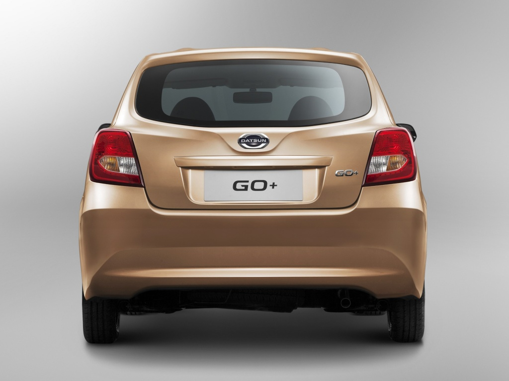 2014 - [Datsun] Go / Go+ (low cost Inde) [NKD2196] - Page 4 Datsun12