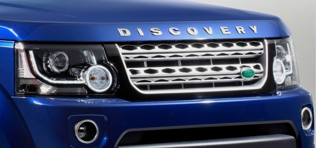 2013 - [Land Rover] Discovery IV (2ème restylage) Land_r10