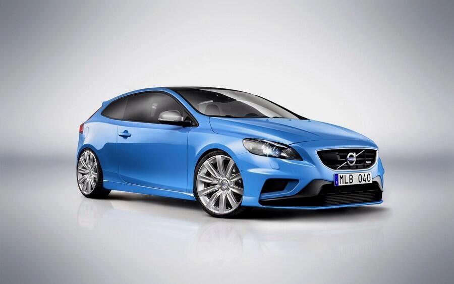 [Présentation] Le design par Volvo V40r_p10
