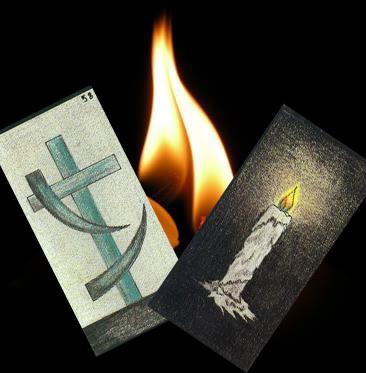 question oracle gè: la croix et la bougie Croix_10