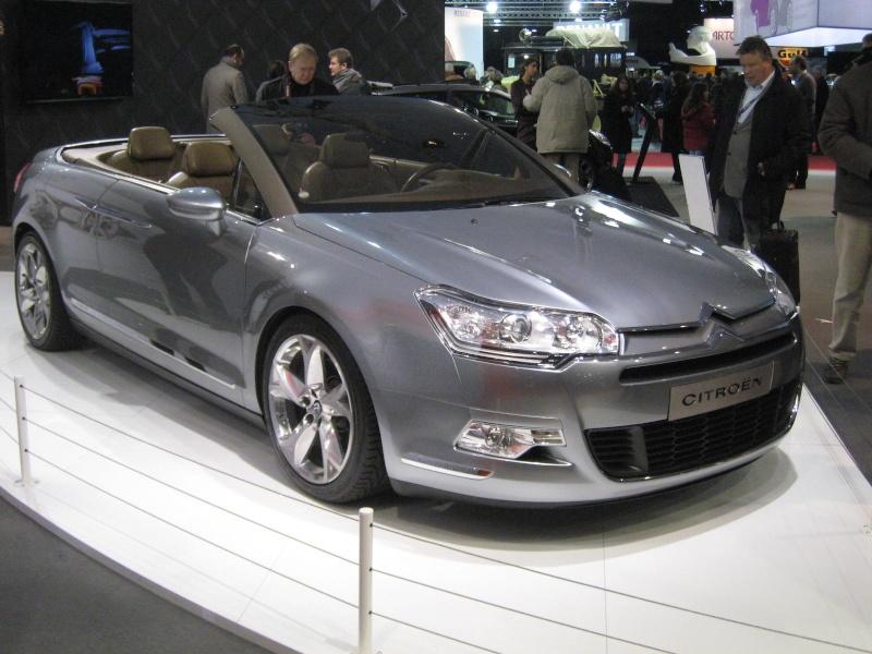 Rétromobile 2013 : les découvrables et cabriolets Citroen Ratrom15