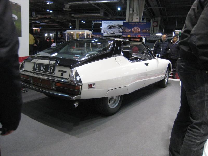 Rétromobile 2013 : les découvrables et cabriolets Citroen Ratrom22