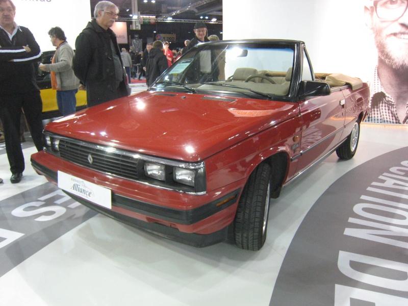 Rétromobile 2013 : les découvrables et cabriolets Citroen Ratrom33