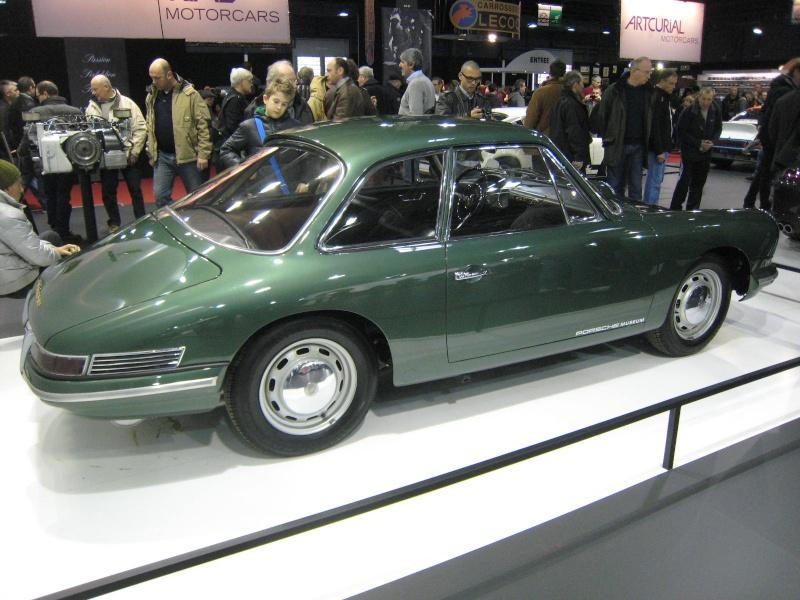 Rétromobile 2013 : les découvrables et cabriolets Citroen Ratrom36