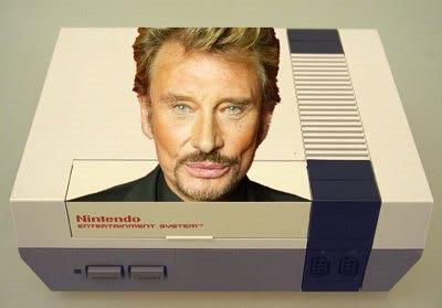 Voici une console qui a johnny ! 16666210