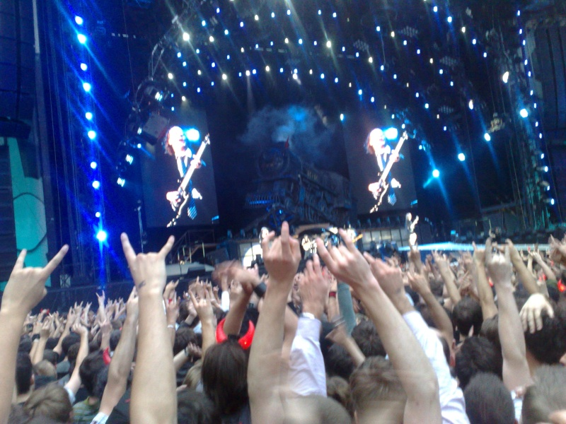 Le groupe Ac/ Dc Concer11