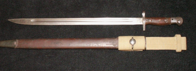 P1907 Enfield Bayonet - 1942 Re-issue 00410