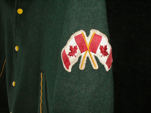 Canadian Armed Forces Melton Jacket 00515