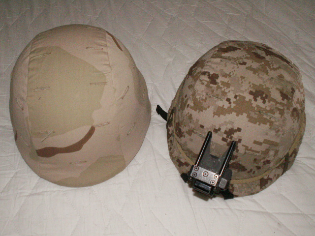 PASGT Helmets 00815