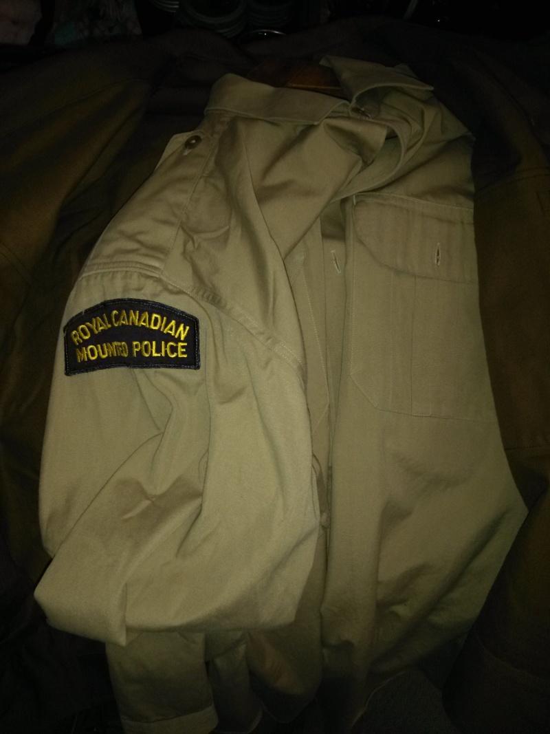 RCMP Jacket - BD Style Cut 35110