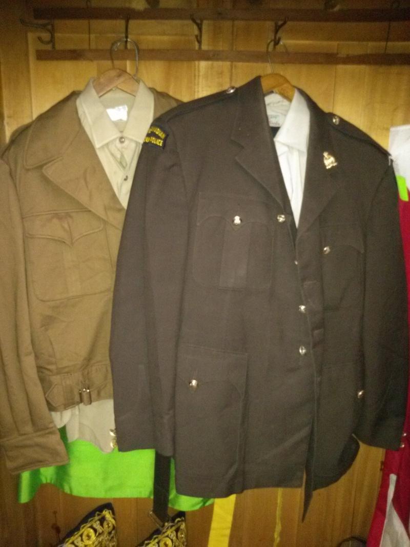 RCMP Jacket - BD Style Cut 35610
