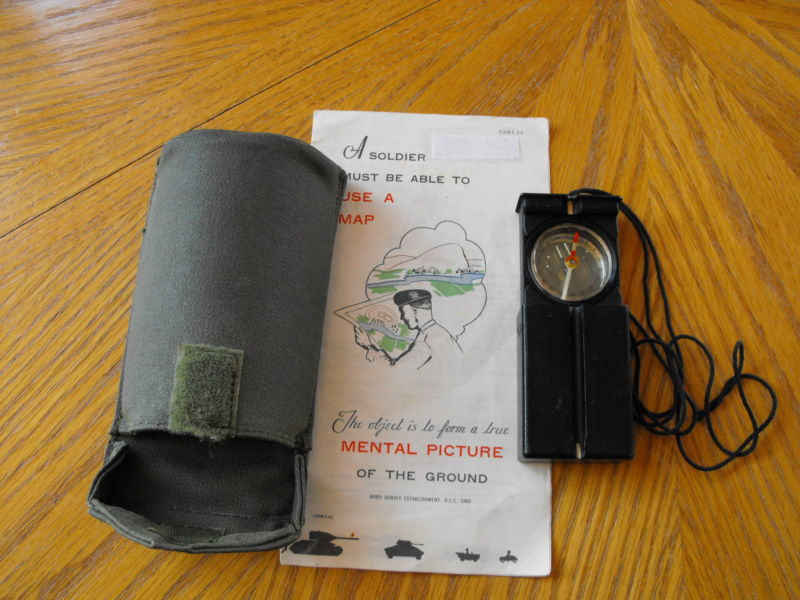Ranger Compass with P64 Case T2ec1612