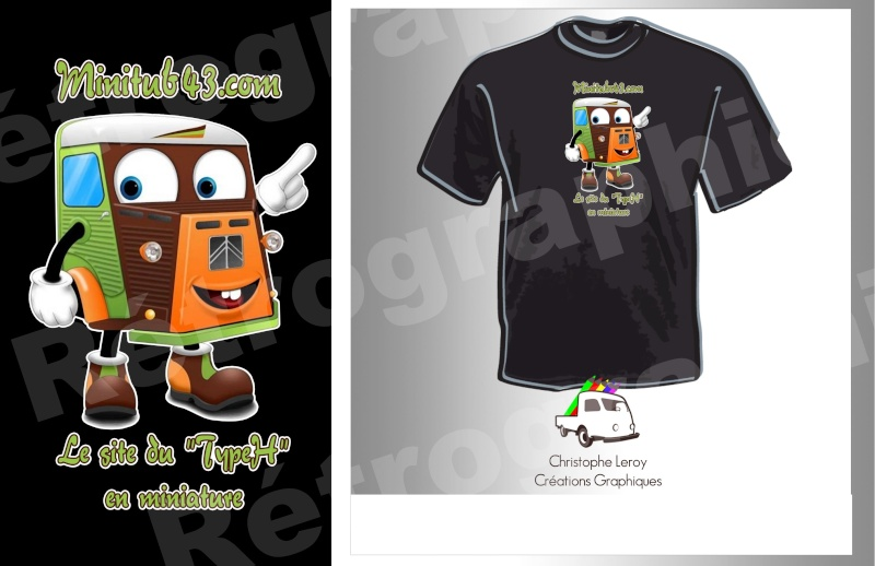 Tee-shirt Minitub 43 - Page 3 Presen12