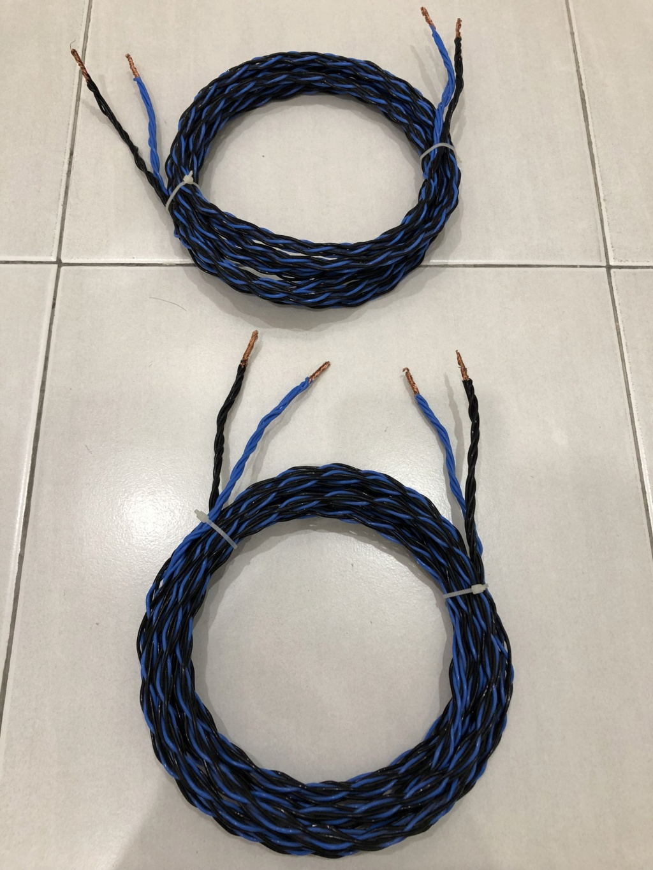 Kimber Kable 4TC Speaker Cable (Used) 4tc12