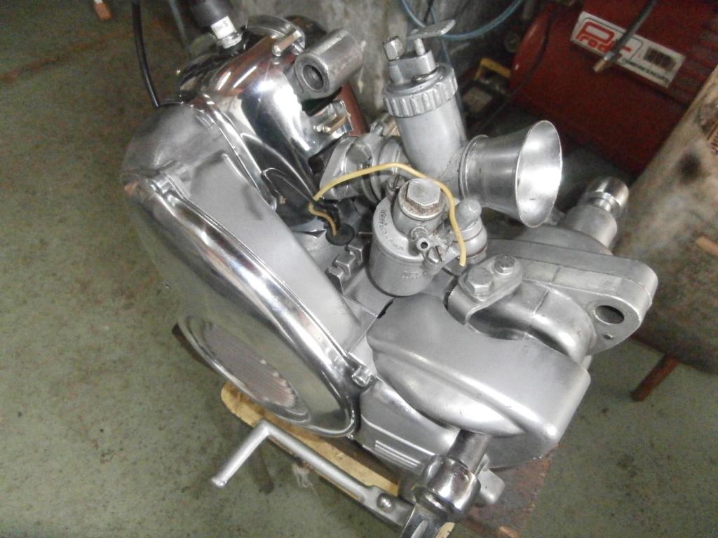 Moteur 75 cc flandria Pb140010