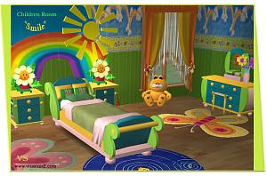 Комнаты для детей и подростков - Страница 5 226
