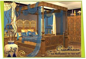 Спальни, кровати (антиквариат, винтаж) - Страница 9 241