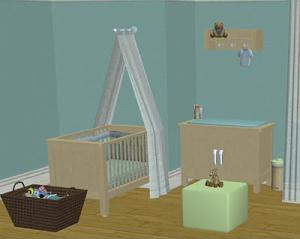 Комнаты для младенцев и тодлеров - Страница 6 Fr68