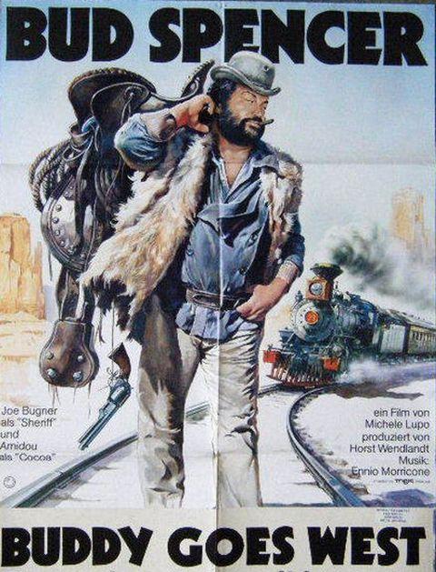 Badi Putuje Na Zapad (Occhio Alla Penna) (Buddy Goes West) (1981) 13253310