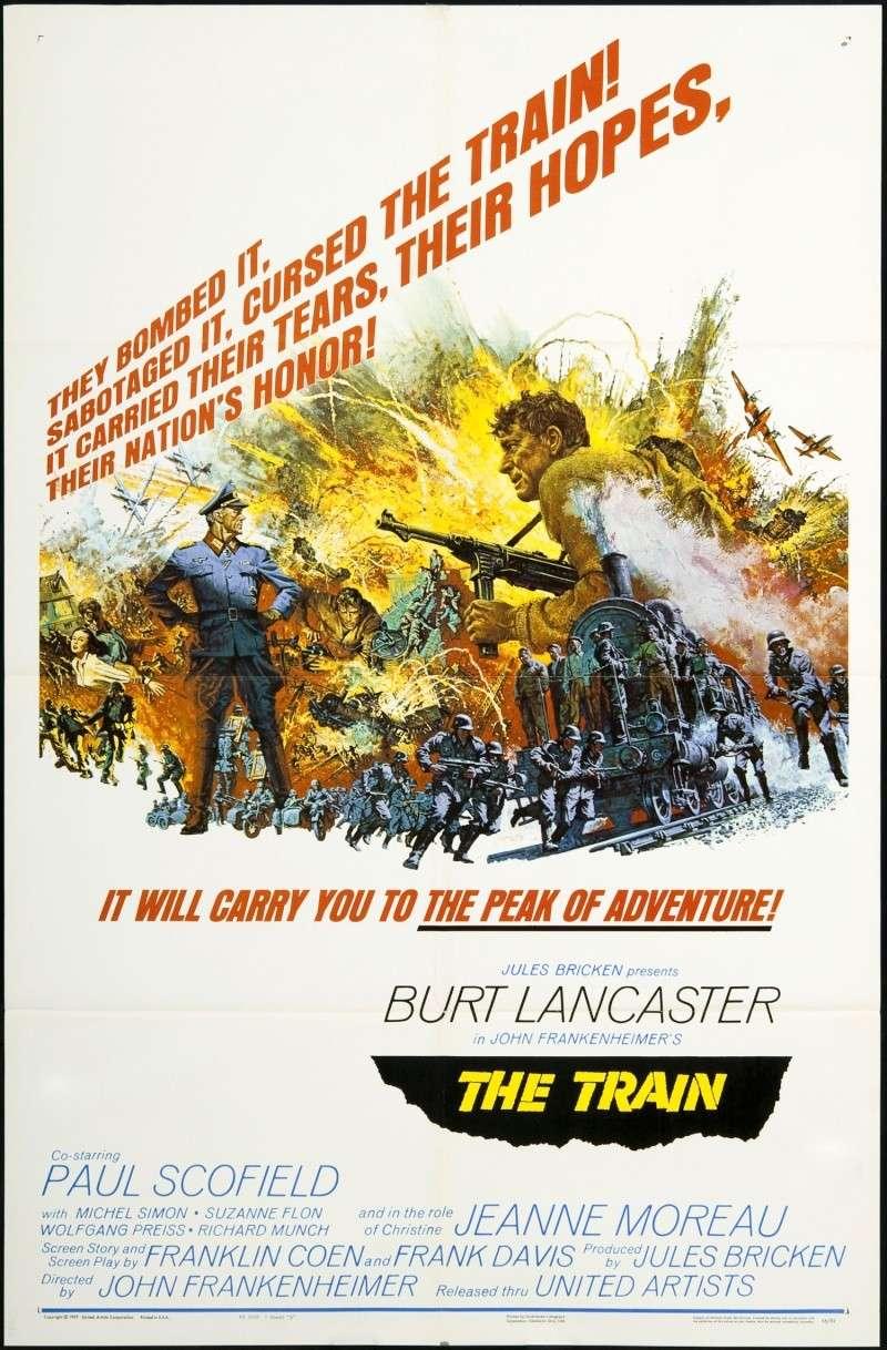 Voz (The Train) (1964) 308810