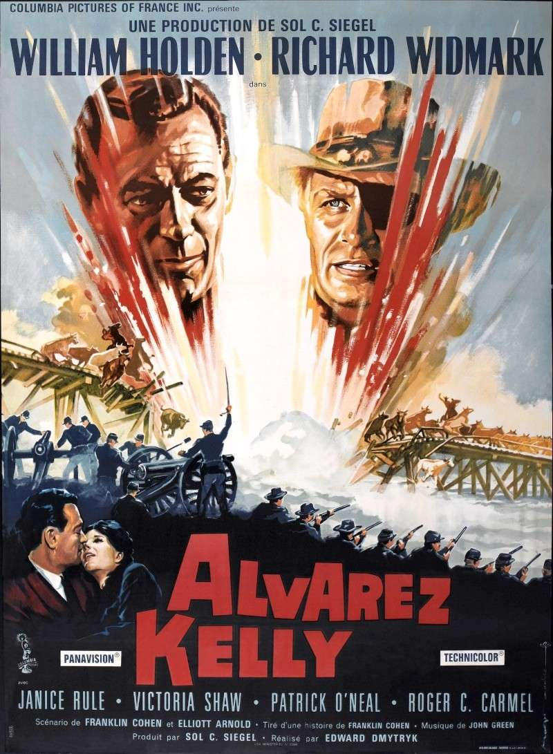 Alvarez Keli (Alvarez Kelly) (1966) Alvare10