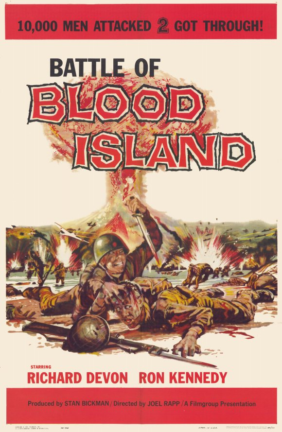 Battle of Blood Island (1960) Battle10